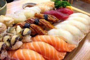 Sushi Names in Japanese