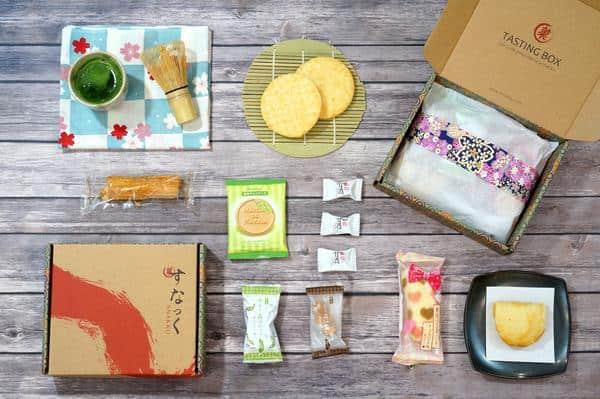 japan snack box