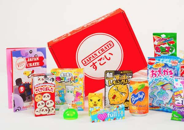 Japanese Subscription Boxes - Japan Crate
