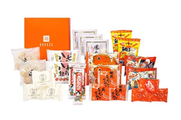 Japanese Subscription Boxes - bokkusu