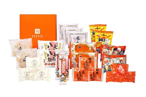 Japanese Subscription Boxes - bokkusu