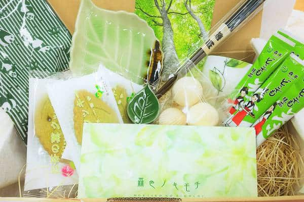 Japanese Subscription Boxes - kizuna box