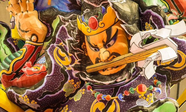 10 of the Craziest Japanese Festivals You Must Visit